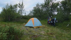 Camping libre