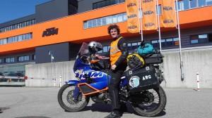 KTM en Mattighofen, Austria